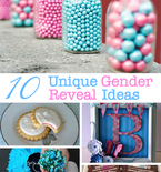10 Unique Gender Reveal Party Ideas