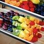 Rainbow Fruit Party Platter