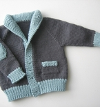 Super Cute Baby Sweater Knitting Patterns