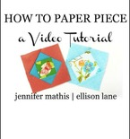 Paper Piecing Quilts for Beginner Quilters - Video Tutorial