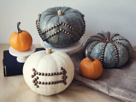 DIY No-Carve Pumpkins