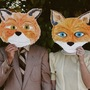 DIY Fox Costume for Adults