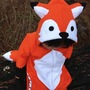 DIY Fox Costume for Kids