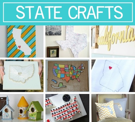 State Craft Round Up (All states included!)