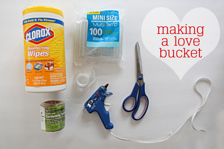 How to Make a Love Bucket