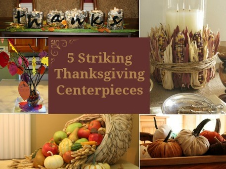 DIY Thanksgiving Centerpieces Part 61