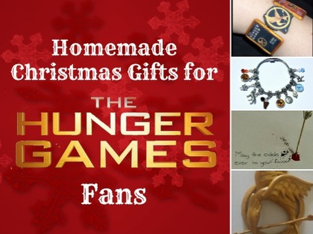 "Homemade Christmas Gifts for ""The Hunger Games"" Fans: 7 Ideas"