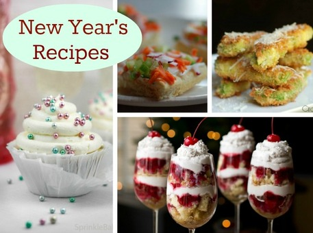 New Year's Party Recipes