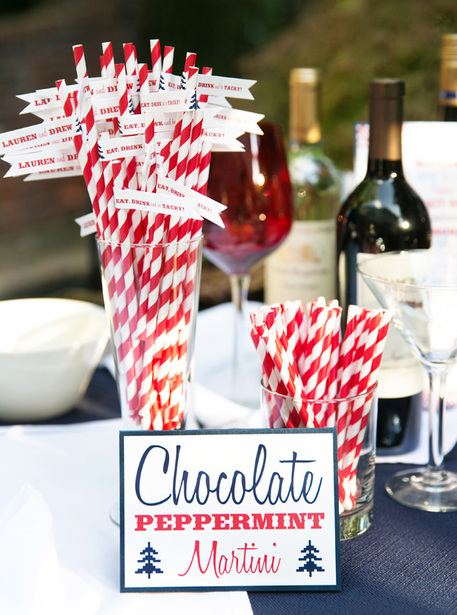Ideas for a Winter Engagement Party