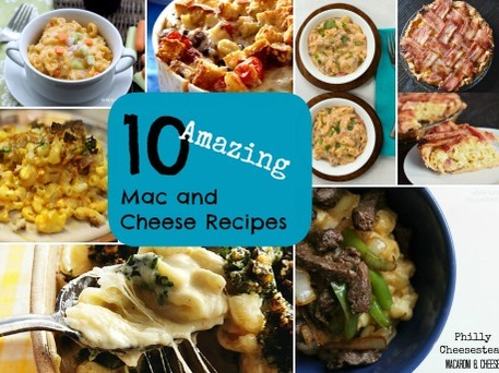 10 Amazing Mac & Cheese Recipes