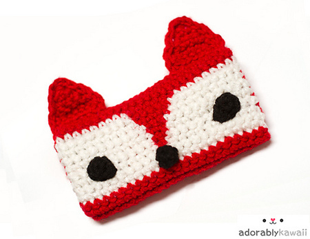 Free Fox crochet pattern