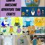 DIY Adventure Time Crafts