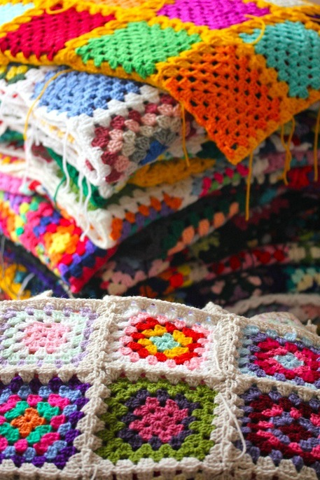 Granny Crochet - Project Ideas and Free Patterns for this Popular Crochet Stitch