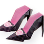 How to Fold High-Heeled Origami Shoes (Video Tutorial)