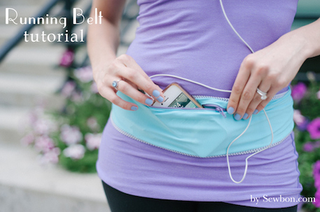 Sew a Running and Exercise Belt