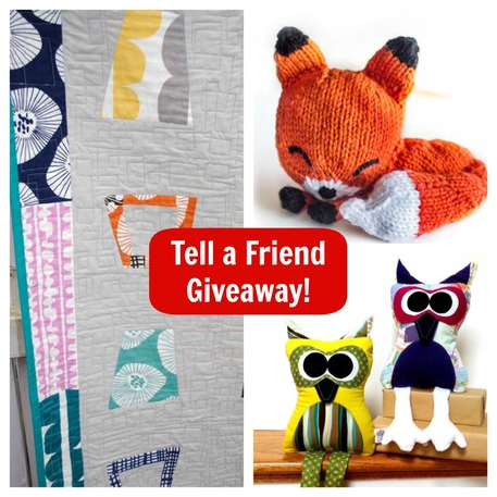 Follow Us on Instagram to Win PDF Patterns!