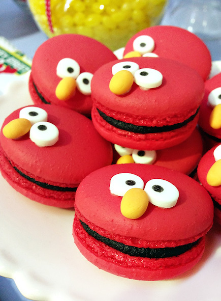 Elmo Kids Party Ideas