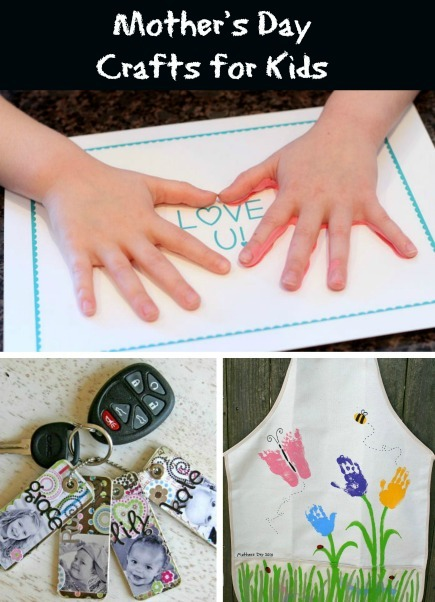 Mother's Day Gifts for Crafty Kids
