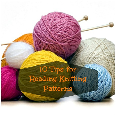 10 Tips for Reading Knitting Patterns - Craftfoxes