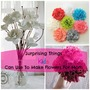 Surprising Things Kids Can Use To Make Flowers For Mom