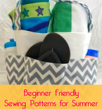 Beginner-Friendly Summer Sewing Patterns