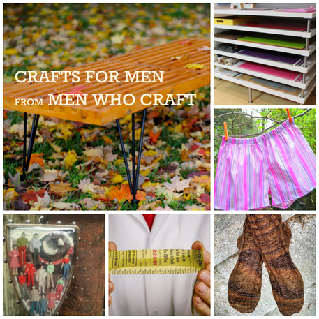 Father's Day Gift Ideas from Men in Crafting