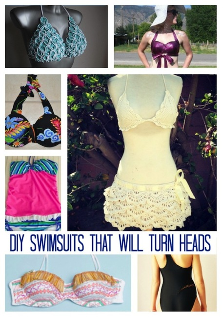diy swimsuits