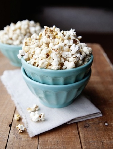 Maple Syrup popcorn recipe