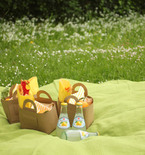 Cute & Crafty Summer Picnic Baskets