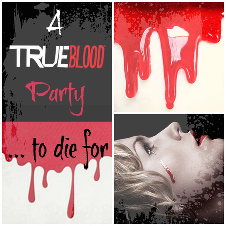 True Blood Party Crafts