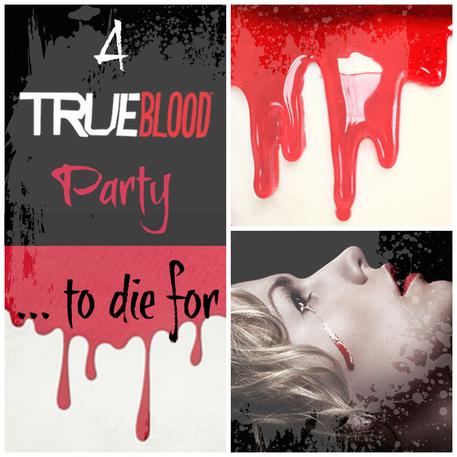 True Blood Party Crafts