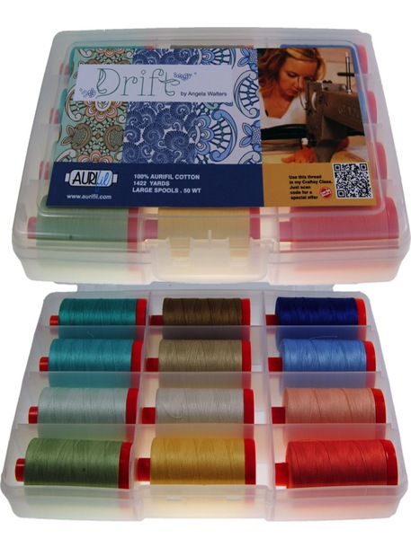 Drift Threads Angela Walters Aurifil