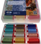 Win Angela Walters' New Thread Collection from Aurifil!