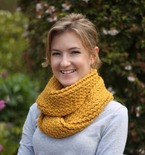 Infinity Scarves for Infinite Possibilities