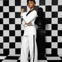 Celebrity Style, Janelle Monae, Glam Menswear, Refashioned Menswear, Womens Suits, DIY Jewelry