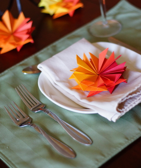 12 simply stylish diy thanksgiving table decorations Thanksgiving table decorations homemade