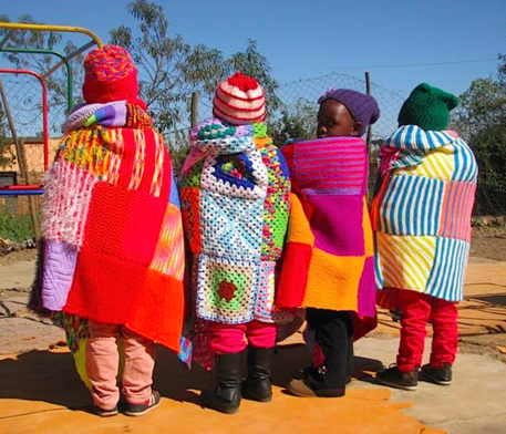 south africa kids need blankets