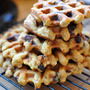 Waffle iron chocolate chip cookie recipe