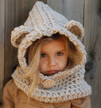 Adorable Animal Crochet Hat Patterns