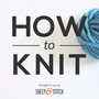 learn how to knit videos (free)