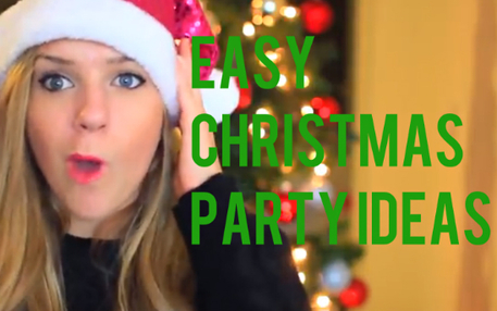 Easy Christmas Party Idea Videos