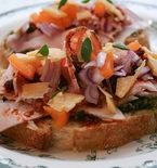Amazing Leftover Turkey Sandwiches