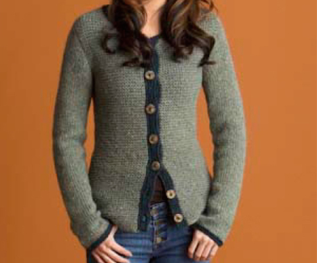 no sew knit sweater pattern