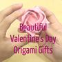 valentines day origami origami rose