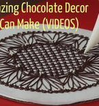 5 Amazing Things You Can Make with Chocolate (VIDEOS)