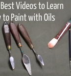The Best Videos to Learn How to Paint with Oils