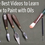 the best videos to learn oil painting