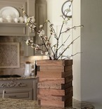 Rustic DIY Home Décor with Found-Wood Pallets and Skids