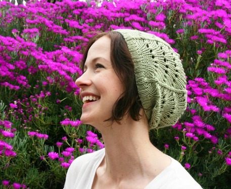 Lovely Knitted Hats For Spring Craftfoxes