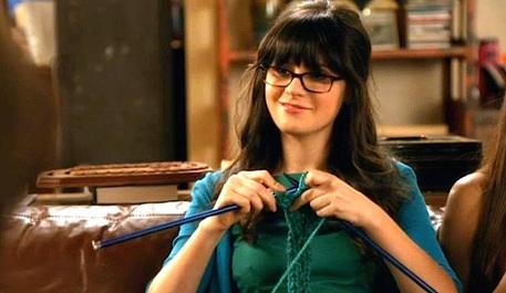 Image result for girl knitting